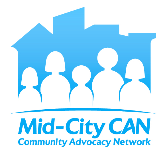 Mid-City CAN logo
